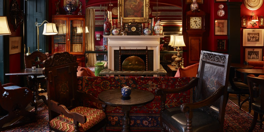 The Zetter Townhouse Best Places to Drink Like You're In Victorian London