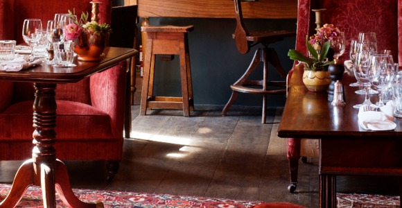 The Zetter Townhouse London's Best Quiet Bars